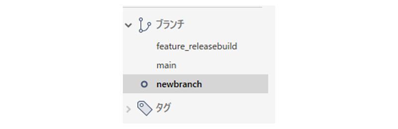 newbranch